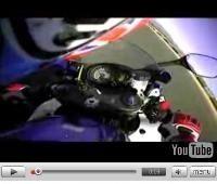 Vidéo moto : Sur le circuit d'Alméria