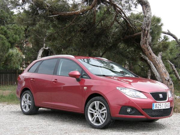 Essai vidéo - Seat Ibiza ST : taille break