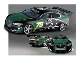 Une Jaguar XF Silhouette en BTCS!