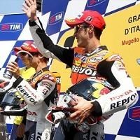 Moto GP - Italie: Troisième podium pour Dovizioso