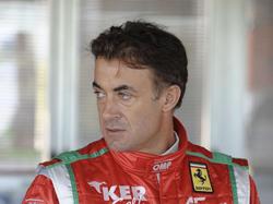 Jean Alesi se livre sur le site des LMS avant de se lancer en LMS/GT2