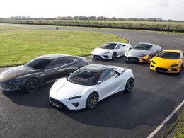 DRB-Hicom affirme ne pas vouloir vendre Lotus ... pour le moment