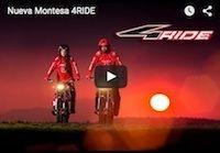 Nouveauté 2016, Montesa 4Ride: la vidéo