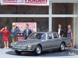 Miniature : 1/43ème - MASERATI Quattroporte