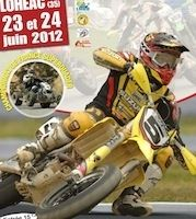 Championnat de France Supermotard 2012: Lohéac, les 23 et 24 juin
