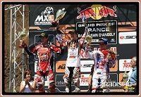 GP de France à St Jean d'Angely - MX2 : doublé de Marvin Musquin at home!