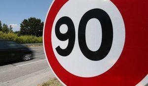Retour aux 90km/h: les présidents de département ne veulent pas assumer seuls