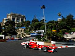 GP de Monaco, libres 1: Ferrari déroule le tapis rouge !