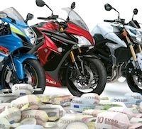 Suzuki: des offres bonus à la reprise allant jusqu'à 1 000 euros
