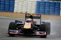 F1-Essais de Jerez, jour 3: Meilleur temps pour Alguersuari.