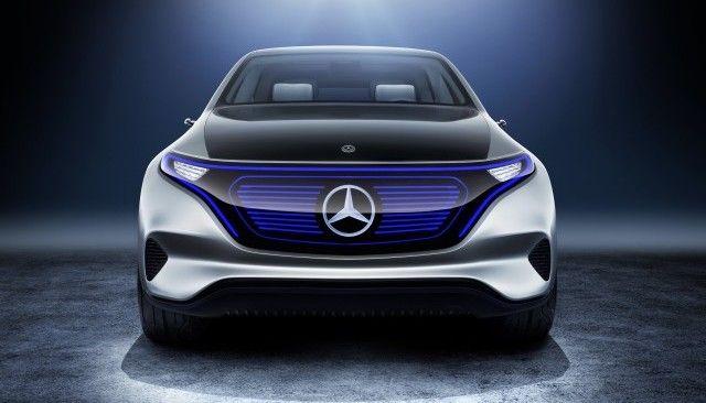 Mercedes prévoit 15 à 25 % de ses ventes en électriques d'ici 2025