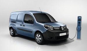 Le Renault Kangoo électrique gagne 50% d'autonomie