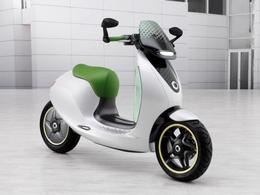Smart va produire son scooter