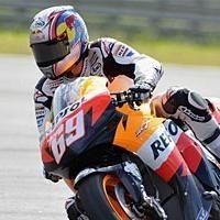 Moto GP - Test Sepang D.2: Michelin et Honda travaillent sur le 16 pouces arrière