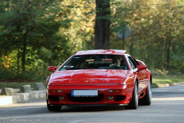 Photos du jour : Lotus Esprit V8