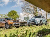 Comparatif - Dacia Duster VS Suzuki Vitara: concurrence loyale