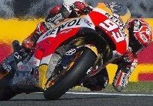 """MotoGP - Marquez:  """"j'ai la conscience tranquille"""""""