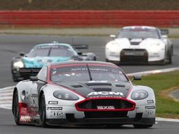 Stéphane Sarrazin en championnat du monde GT1