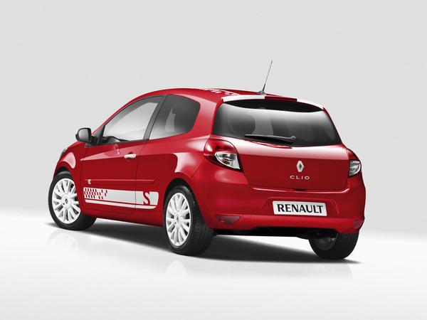 Renault Clio S : pas que pour les anglais