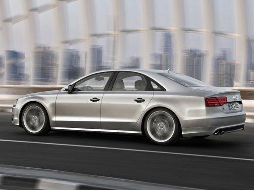 Audi enregistre pléthore de nouveaux noms...