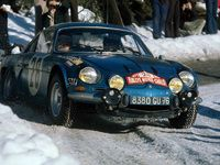 Alpine de retour en rallye