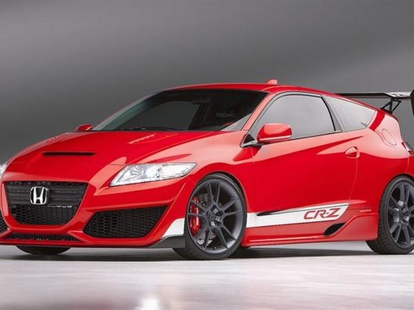 Honda CR-Z : bientôt une version plus puissante mais toujours hybride