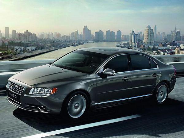 Volvo confirme qu'une berline haut de gamme est prévue