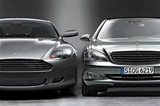 Future Lagonda = future Mercedes Classe S