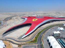 Ferrari World d'Abu Dhabi : ouverture le 28 octobre 2010