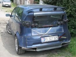 Saucisse du vendredi : Fiat Punto Serbian-connexion