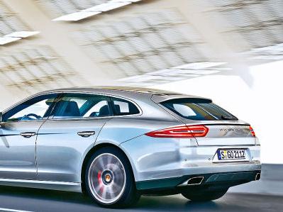 """Porsche prépare un """"shooting brake"""""""