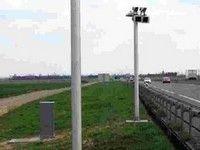 Les premiers radars de « vitesse moyenne » installés