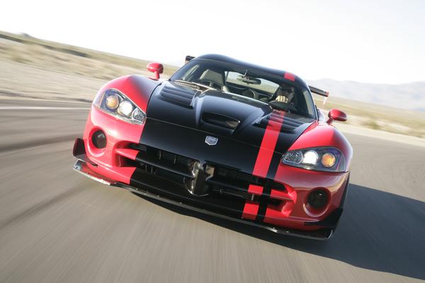 Dodge Viper ACR : toutes vendues !