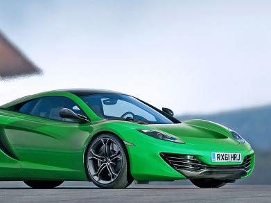 Future McLaren P12: comme ça?