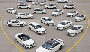 Mercedes : l'overdose de modèles et variantes ?