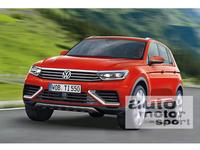 Le Volkswagen Tiguan sera au salon de Francfort
