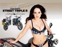 Moto & Sexy : Triumph ? oui, mais lequel ?!