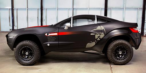Le Local Motors Rally Fighter est né. La preuve en vidéo...