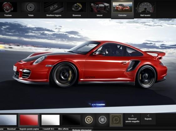 Porsche 911 GT2 RS : un configurateur et une nouvelle vidéo
