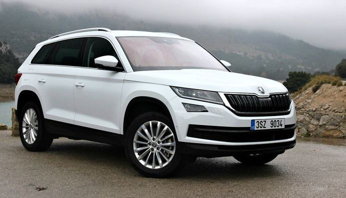 le skoda kodiaq arrive en concession le suv de boh me. Black Bedroom Furniture Sets. Home Design Ideas