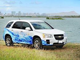 Des véhicules à l'hydrogène General Motors expérimentés aux Etats-Unis