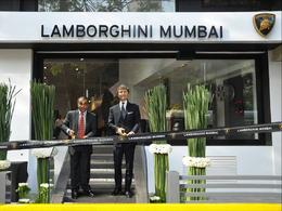 Lamborghini à la peine en Chine, se rabat sur l'Inde