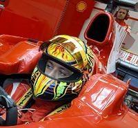 Moto GP - Rossi: Ferrari est déjà sur le coup