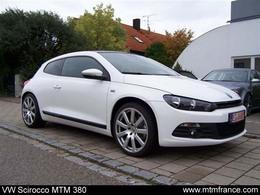 VW Scirocco, MTM prend les affaires en main