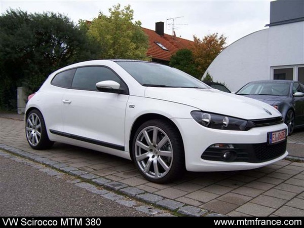 vw scirocco mtm prend les affaires en main. Black Bedroom Furniture Sets. Home Design Ideas