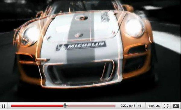[vidéos] la Porsche 911 GT3 R Hybrid s'anime en silence
