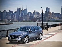 Mercedes Classe R : plus une priorité aux Etats-Unis
