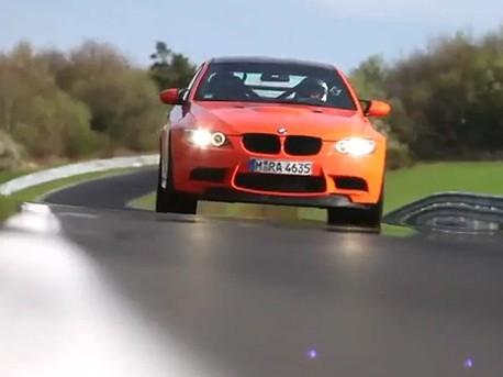 Réveil auto : la BMW M3 GTS gronde toujours sur la Nordschleife, mais cette fois c'est officiel