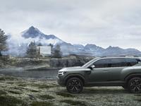 Dacia annonce un grand SUV au dessus du Duster, le Bigster