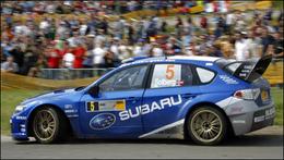 WRC : Sarrazin et Tirabassi en pourparlers avec Subaru. Mikkelsen et Grönholm aussi !